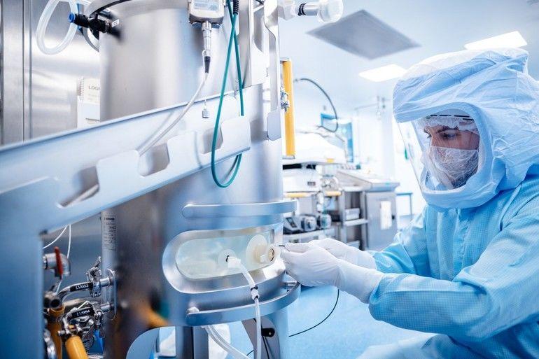 Siemens Biontech Impfstoffe Marburg