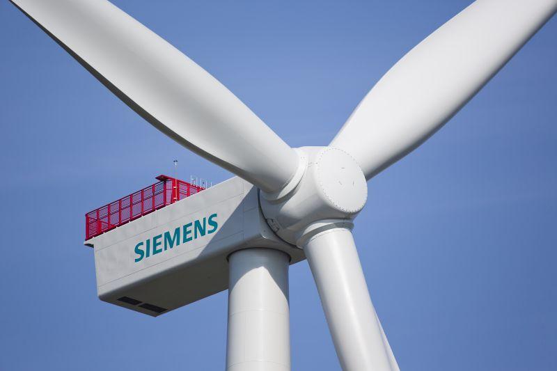 Siemens-Gamesa Windkraftanlage