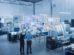 Ingenieure in Smart Factory
