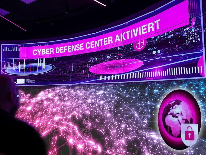 Deutsche Telekom Cyber Defense Center