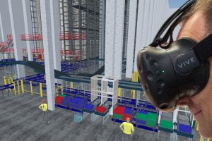 Virtual Reality Lagerplanung