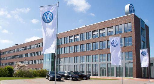 VW Werk Emden E-Mobilität
