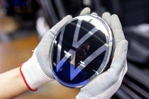 VW Produktion Logo