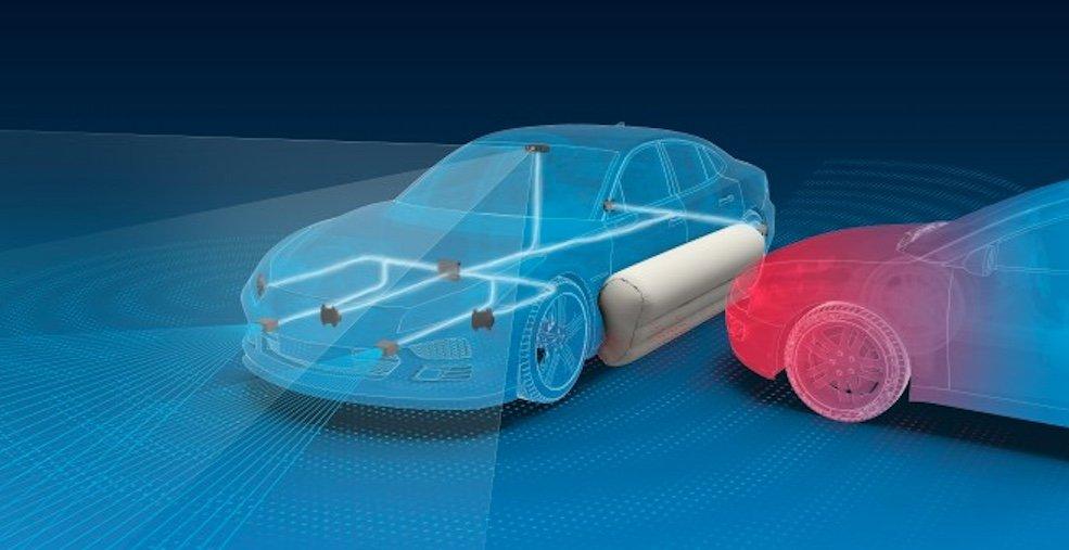 ZF Pre-Crash-Auslösung Airbags
