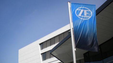 Zentrale ZF Friedrichshafen