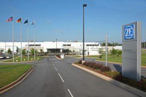 ZF-Werk in Gray Court, South Carolina