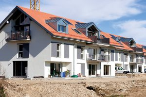 Immobilien sind in Deutschland nach wie vor stark gefragt.