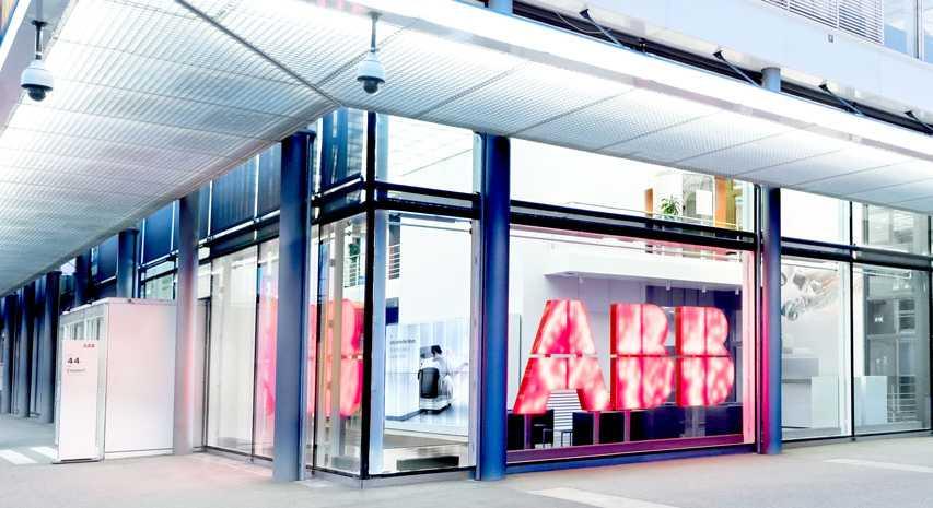 ABB Hauptquartier bei Zürich