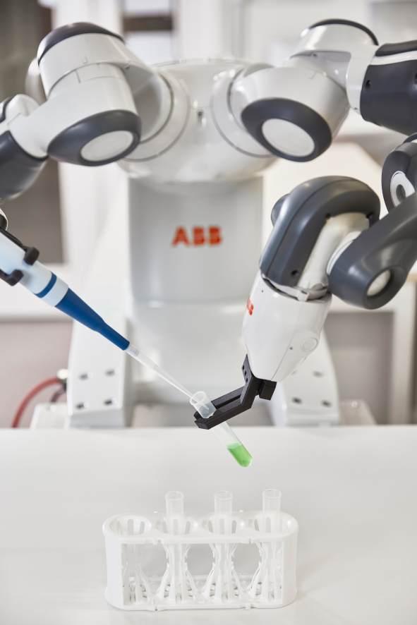 kollaborativer Roboter ABB