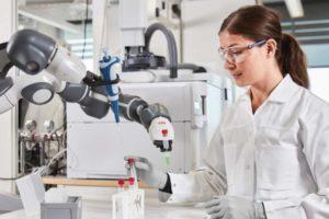 kollborative Robotik ABB