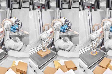 ABB Covariant KI Roboter