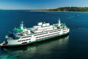 ABB und Vigor bauen eine emissionsfreie Flotte für Washington State Ferries. Bild: Vigor