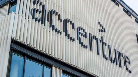 Accenture-Gebäude in München. Accenture übernimmt N3 aus Atlanta