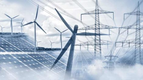 Energieversorger Windkaft Solar konventionell