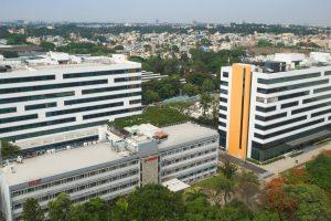 Bosch Smart Campus Adugodi in der südindischen Metropole Bengaluru
