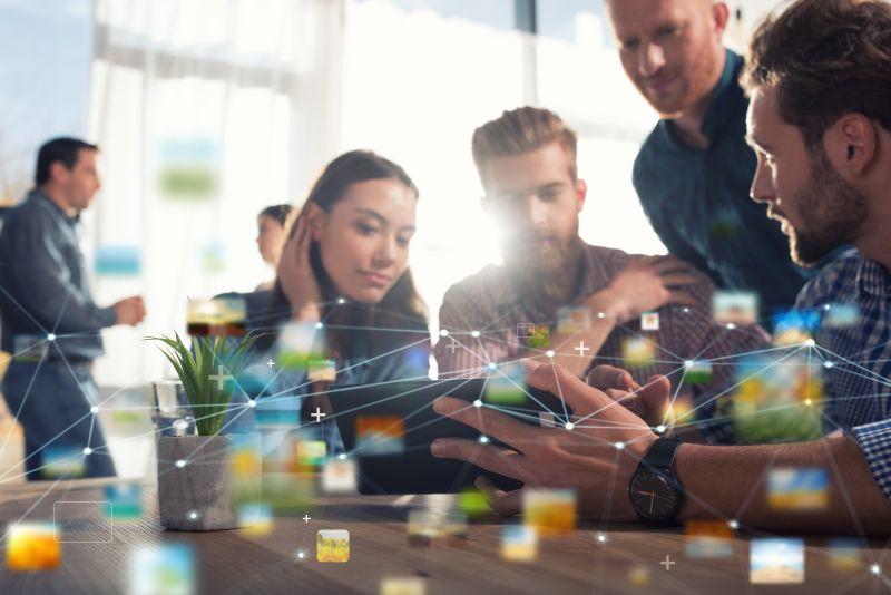 Arbeitsplatz der Zukunft: agil und flexibel