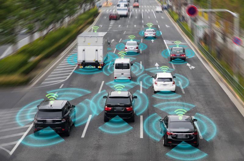 autonomes Fahren Testfeld