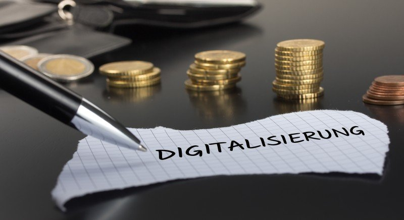 Banken Digitalisierung Fintechs Eigen Adobe Stock