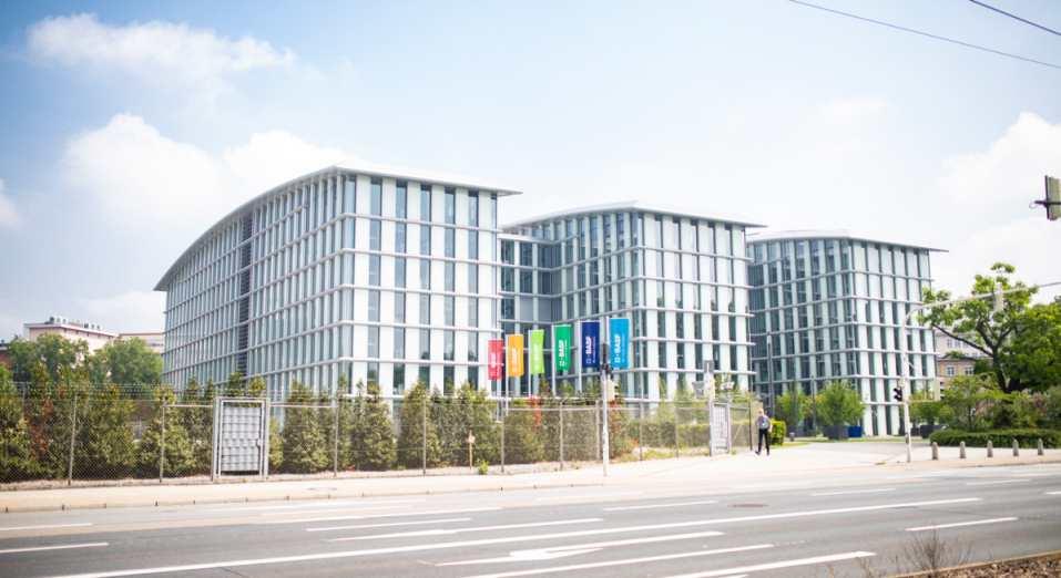 Büro- und Konferenzgebäude D105 in Ludwigshafen