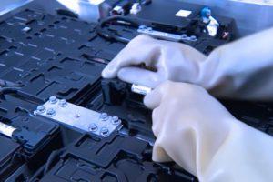 Batterieproduktion