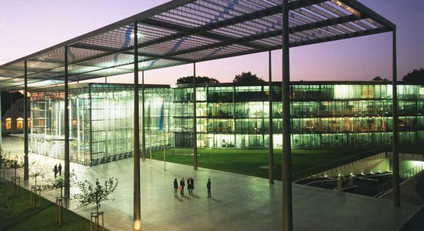 Konzernzentrale von Bayer in Leverkusen