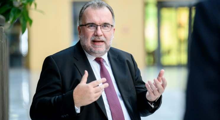 Siegfried Russwurm, neuer Präsident des BDI