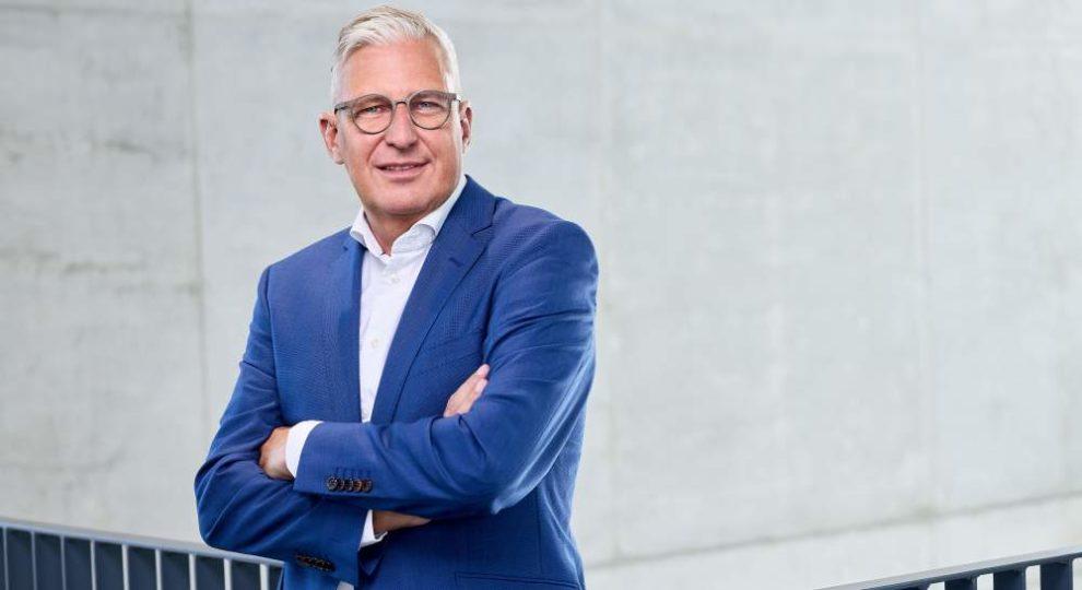 Johannes-Jörg Rüger, CEO, Bosch Engineering
