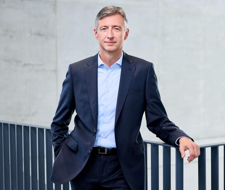 Volker Buschka, CFO, Bosch Engineering