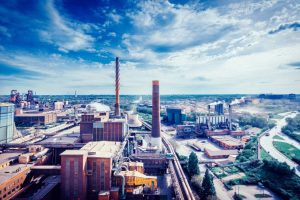 Thyssen Krupp stellt erstmals Ammoniak aus Hüttengasen her.