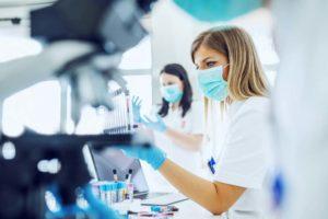 Biotechnologische Unternehmen in der Corona-Krise