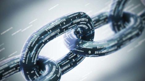 Der Bitkom zieht nach einem Jahr Blockchain-Strategie Bilanz Bild: denisismagilov/Adobe Stock