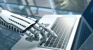 Robotic Process Automation (RPA) ermöglicht den Datenaustausch zwischen unterschiedlichen Anwendungen. willyam Adobe Stock