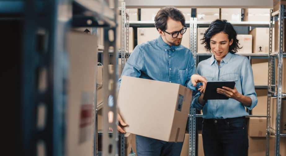 Digitalisierung Logistik