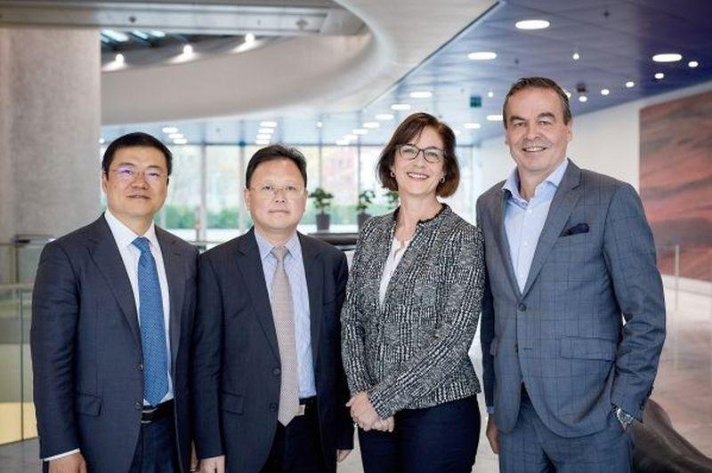 BMW Ganfeng Lithium Liefervertrag