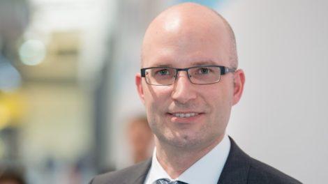 Dr. Andreas Müller, Andreas Müller, Bosch-Forscher und Vorsitzender der 5G-ACIA