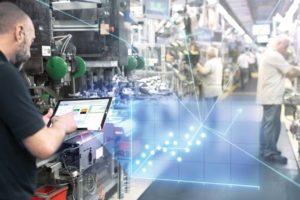 Industrie 4.0 wird zum wichtigen Wirtschaftsfaktor, schreibt Bosch