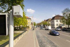 Bosch Messstation Luftreinhaltung
