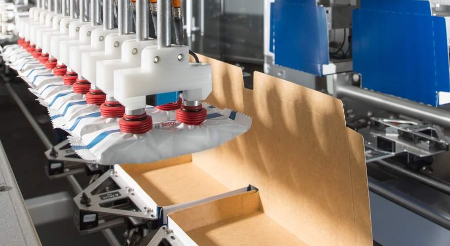 Bosch Verpackungsmaschinen