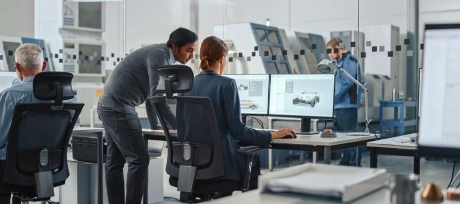 Bosch will den Wandel der Fahrzeugelektronik aktiv gestalten und gründet den Geschäftsbereich Cross-Domain Computing Solutions