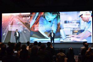 Bosch CES Künstliche Intelligenz