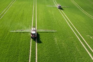 Bosch BASF Smart Spraying digitale Landwirtschaft