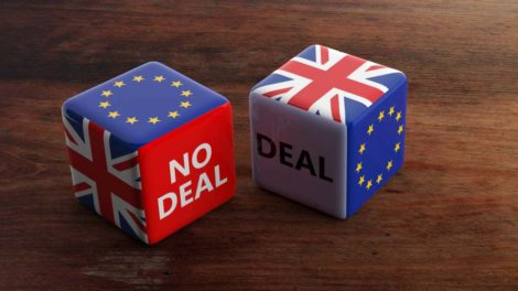 Deutsche Unternehmen wollen langsam Klarheit über den geplanten Brexit. Bild: Rawf8/Adobe Stock