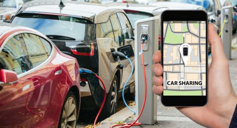 Car-Sharing: Noch nicht jedermanns Sache. Bild: scharfsinn86/Adobe Stock