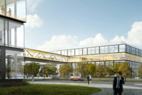 Continental neues Headquarter Hannover