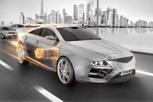 Zukunftspotenzial: Ein ausgefeiltes Thermomanagement erhöht die Reichweite von E-Fahrzeugen.