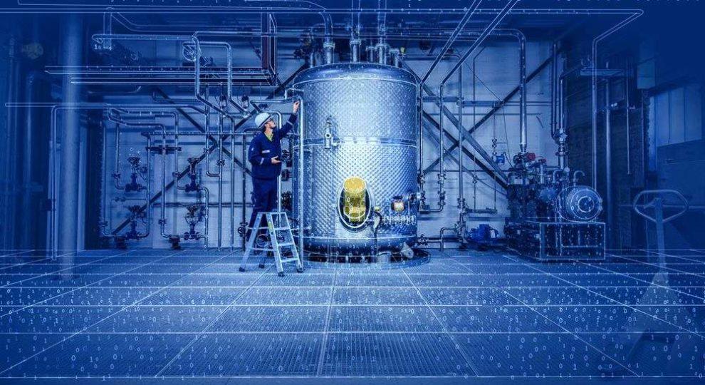 Industrieanlagen bestehen aus vielen Elementen. PIDGraph erkennt diese aus den Anlagenplänen und überführt sie in die digitale Welt