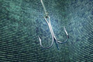 Die Zahl versuchter Phishing-Angriffe hat im vergangenen Jahr um 640 Prozent zugenommen.