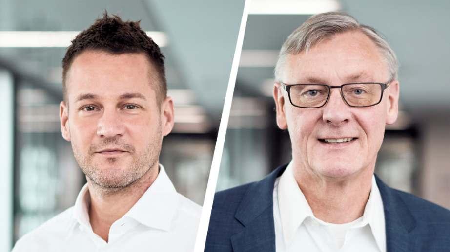 ndreas Gorbach und Christian Mohrdieck, Daimler Truck Fuel Cell