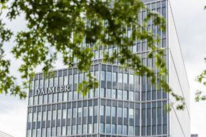 Daimler Zentrale