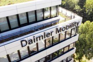 Daimler Mobility Gebäude